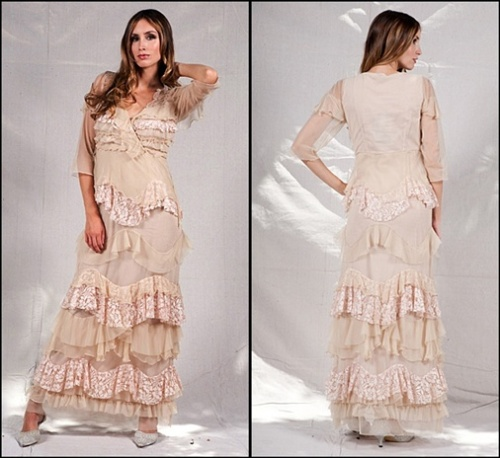 vintage style wedding dresses | A Bridal Guide